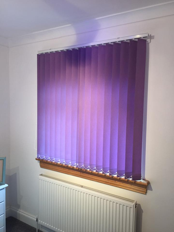 Vertical Blinds Peaky Blinds
